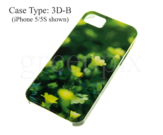 Yellow green phone case