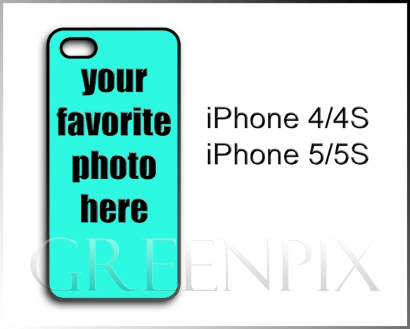 Greenpix custom phone case
